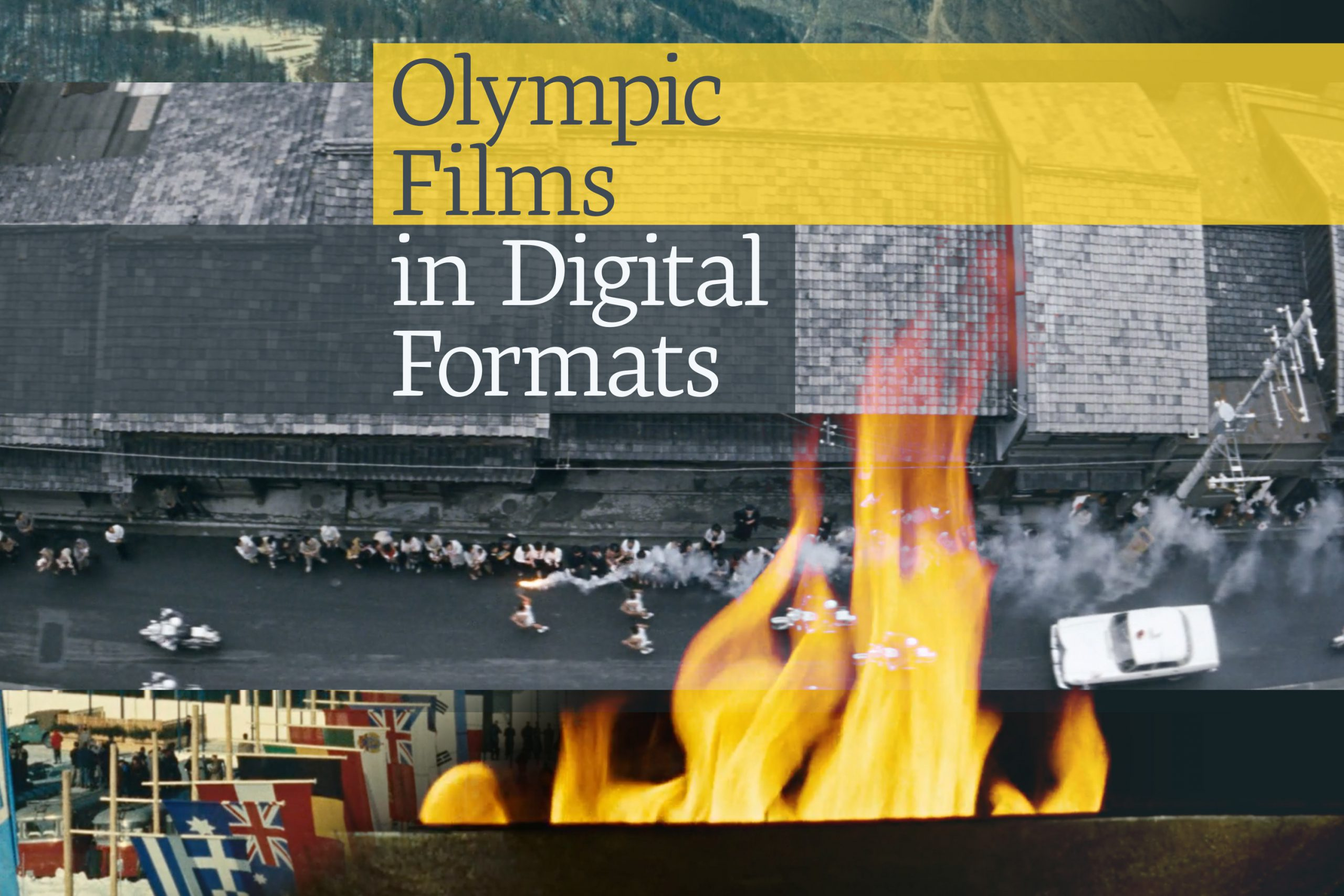 Watching Olympic Films in Digital Formats